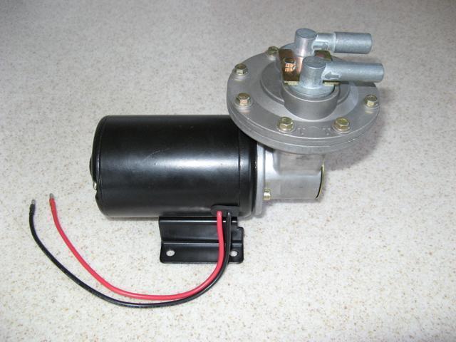 Вакуумный насос из автомобильного компрессора своими руками